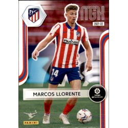 Marcos Llorente Atlético Madrid 52