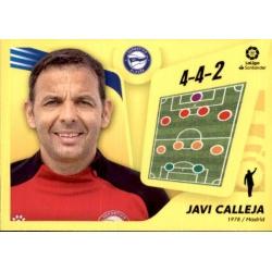 Javi Calleja Entrenador Alavés 2
