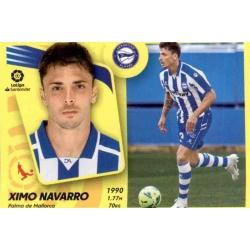 Ximo Navarro Alavés 8