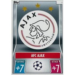 Escudo Ajax 1