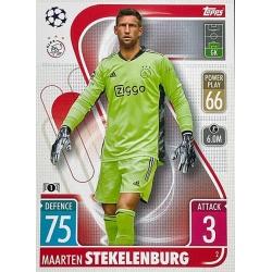 Maarten Stekelenburg Ajax 2