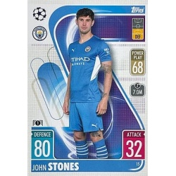 John Stones Manchester City 15
