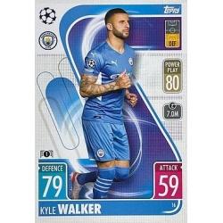Kyle Walker Manchester City 16
