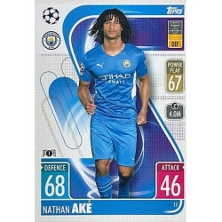 Nathan Aké Manchester City 17