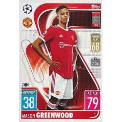 Mason Greenwood Manchester United 41