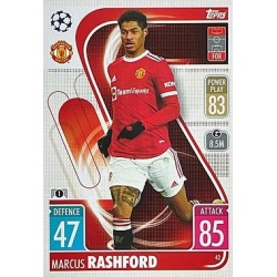 Marcus Rashford Manchester United 42