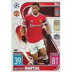 Anthony Martial Manchester United 43