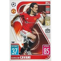 Edinson Cavani Manchester United 44