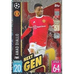 Amad Diallo Manchester United 45