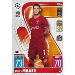 James Milner Liverpool 56