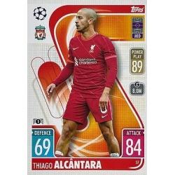 Thiago Alcântara Liverpool 57