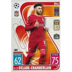 Alex Oxlade-Chamberlain Liverpool 59