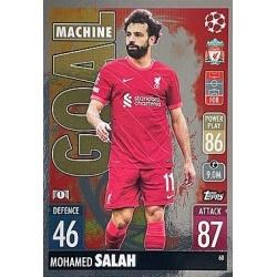 Mohamed Salah Liverpool 60