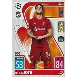 Diogo Jota Liverpool 61