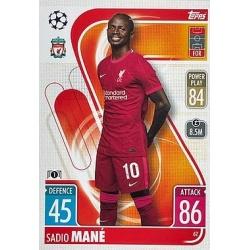 Sadio Mané Liverpool 62