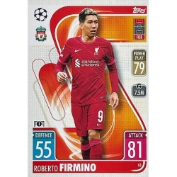 Roberto Firmino Liverpool 63
