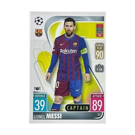 Lionel Messi Barcelona 225