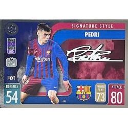 Pedri Signature Style Barcelona 446
