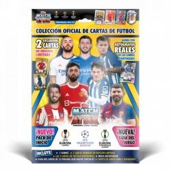 Colección Topps Match Attax Champions League 2021-22