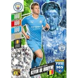 Kevin De Bruyne Top Master Manchester City 2