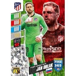 Jan Oblak Top Master Atlético Madrid 4