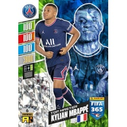 Kylian Mbappé Top Master Paris Saint-Germain 6