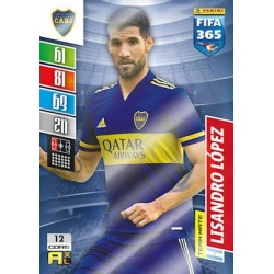 Lisandro López Boca Juniors 12