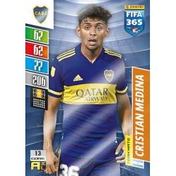 Cristian Medina Boca Juniors 13