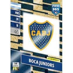 Club Badge Boca Juniors 14