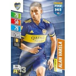 Alan Varela Boca Juniors 16
