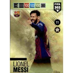 Lionel Messi Top Master 6FIFA 365 Adrenalyn XL