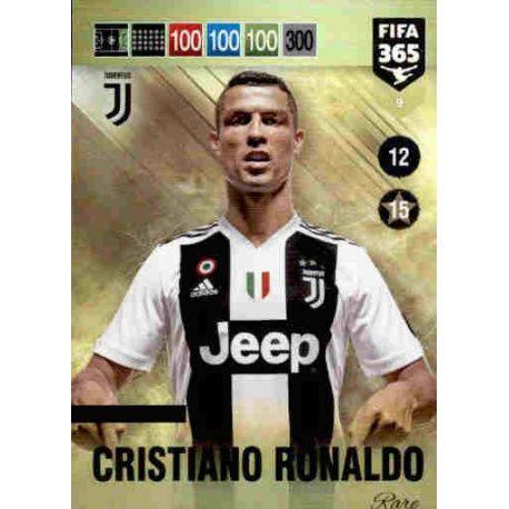 Cristiano Ronaldo Top Master 9 FIFA 365 Adrenalyn XL