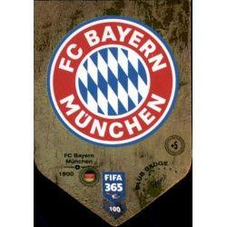 Emblem Bayern München 100
