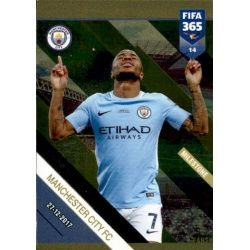 18 League Matches Manchester City Milestone 14FIFA 365 Adrenalyn XL