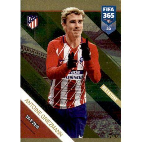 separation shoes 4a2ee bd1ac Sale Online Antoine Griezmann Atlético Madrid panini fifa 365 adrenalyn xl  2019