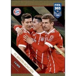 28 Times German Champion Bayern München Milestone 104