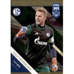 Ralf Fährmann Schalke 04 Milestone 141