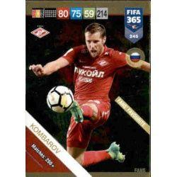Dmitri Kombarov Fans Favourite 245