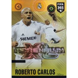 Roberto Carlos AXL Legend 3 FIFA 365 Adrenalyn XL
