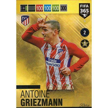 Antoine Griezmann Top Master 5