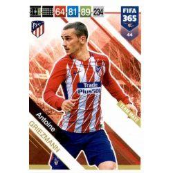 Antoine Griezmann Atlético Madrid 44