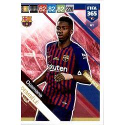 Ousmane Dembélé Barcelona 61