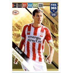 Daniel Schwaab PSV Eindhoven 216