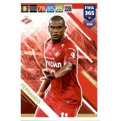 Fernando Spartak Moskva 256 FIFA 365 Adrenalyn XL