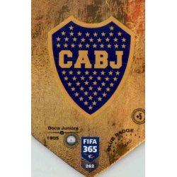 Emblem Boca Juniors 262