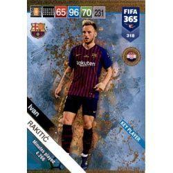 Ivan Rakitić Key Players 318 FIFA 365 Adrenalyn XL