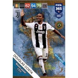 Douglas Costa Key Players 323 FIFA 365 Adrenalyn XL