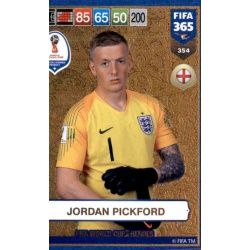 Jordan Pickford FIFA World Cup Heroes 354