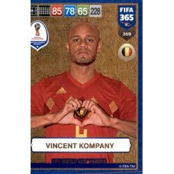 Vincent Kompany FIFA World Cup Heroes 359
