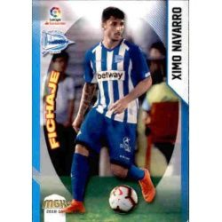 Ximo Navarro Alavés 10